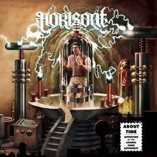 "Horisont ""About time"" Digi CD [a masterpiece of new Swedish Hardrock Sensation]"