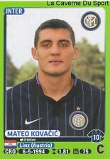 229 MATEO KOVA?IC CROATIA INTER STICKER CALCIATORI 2015 PANINI