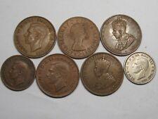 7 Vintage Coins of Australia (1913-1948).  #17