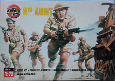 AIRFIX Figurenset WWII British 8th Army Nr.: 01709 1:72