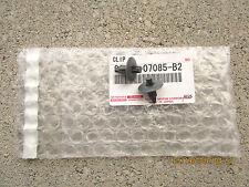 97 - 01 TOYOTA TACOMA SET OF 2 INTERIOR DOOR PANEL TRIM BOARD CLIP NEW 07085-B2
