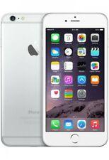 APPLE IPHONE 6 64GB SILVER GRADO AB + SCATOLA + GARANZIA 12 MESI + ACCESSORI