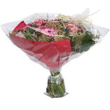 20 x Fresh Flower Water Bags Bouquet Aqua Corsage Buttonholes Keep Fresh