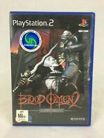 Blood Omen 2 - With Manual - PS2 - Playstation 2 - PAL