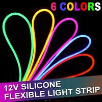 Outdoor Lighting Flexible LED Strip Waterproof Silicone Tube Neon Light