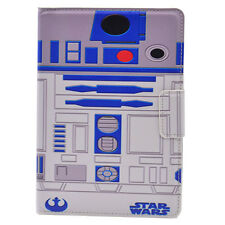 Star Wars R2D2 Robot Leather Flip Stand Case Smart Cover For ipad mini 1/2/3 New