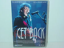 "*****DVD-PAUL McCARTNEY""GET BACK""-2001 E-M-S*****"