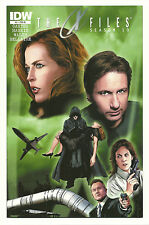 X-Files Season 10 #2 Cover RI Near Mint