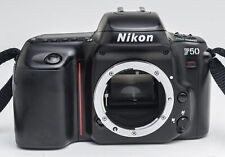 Nikon F50 F 50 F-50 Gehäuse Body SLR Kamera Camera Spiegelreflexkamera