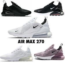 Neu Air Max 270 Herrenschuhe Turnschuhe Herren Sneaker Sportschuhe Weiß Schwarz