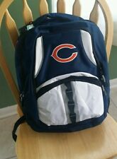 NFL Chicago Bears Team Backpack  Large bag new