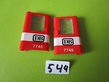 Lego Eisenbahn: 2 Türen für Lok 7745