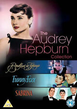 The Audrey Hepburn Collection - Breakfast At Tiffanys / Funny Face / Sabrina DVD