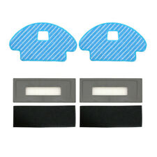 For ECOVACS DEEBOT OZMO 610 Eplacement Parts Robot Filter And Rag