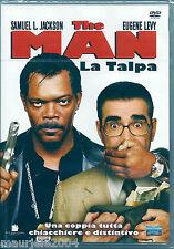 The Man. La talpa (2005) DVD NUOVO SIGILLATO Samuel L. Jackson Eugene Levy