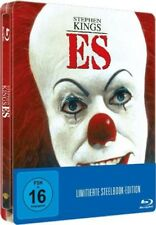 Stephen King's ES (Harry Anderson, Tim Reid) Blu-ray Disc, Steelbook NEU+OVP