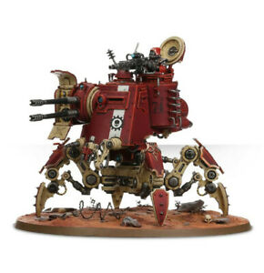 Warhammer 40k Adeptus Mechanicus Onager Dunecrawler/Onagre des dunes