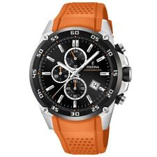 Festina Mens Originals Tour of Britain 2017 Orange F20330/4 Watch - 17 off