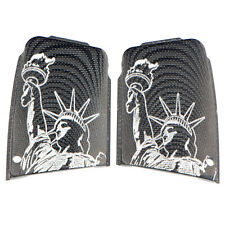 Sig Sauer P290 G10 Laminate Lady Liberty Black & White New Factory Grips
