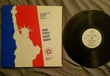 Our Eyes Have Seen LP The United States Air Forces in Europe Band record album