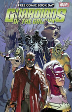 GUARDIANS OF THE GALAXY FCBD LOT/5 FREE COMIC BOOK DAY 2014 UPCOMING MOVIE