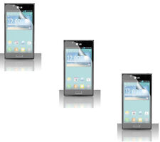 3 x Clear Screen Protector for LG Optimus Showtime L86C L86G / Venice LG730