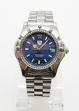 Tag Heuer 2000 AUTOMATIC Professional WK2117 Watch Men NAVY BLUE