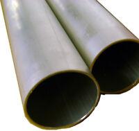 "1-1//2/"" OD x 72/""-Long x 1//8/"" Wall  6061 T6511 Aluminum Round Tube-/>1.5/"" OD x .125"
