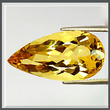 4.32Cts Own A Museum Grade Gem - Natural Heliodor YELLOW BERYL AQUAMARINE  #GX43