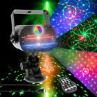 240 Patterns Laser Projector Stage Light LED RGB Home Party KTV Club DJ Disco UK