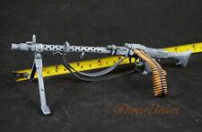 70476 G Dragon 1:6 WW2 German MG-34 MG34 Bullet Belt Machine Gun Winter Camo