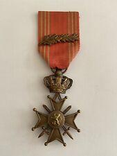 Croix De Guerre -1 Palme / War Cross. Belgium