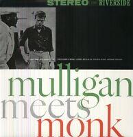 Thelonious Monk, Gerry Mulligan & Thelonious Monk - Mulligan Meets Monk [New Vin