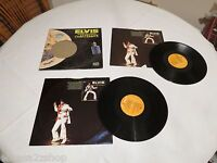 Elvis Aloha From Hawaii Via Satellite VPSX 6089 2 LP Album RARE Record vinyl