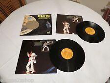 Elvis Aloha From Hawaii Via Satellite VPSX 6089 2 LP Album RARE Record vinyl