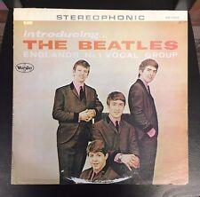 The Beatles Introducing The Beatles LP Vinyl Mispress Mono Unofficial VJLP-1062