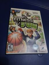 Family Party: Fitness Fun - Nintendo  Wii Game