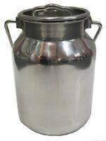 Stainless Steel Economy Milk Churn 2 litre