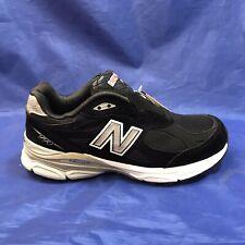 New Balance Men's 990v3 Running Shoes (M990BK3) - Black