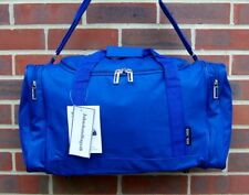 MAS MAN BLUE HOLDALL 50 CM FLIGHT BAG SPORTS BAG TRAVEL BAG GYM BAG SCHOOLBAG