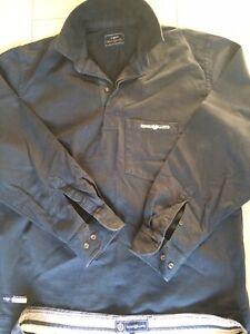 """Henri Lloyd Shirt And Shorts Mens Medium Shirt 36"""" Shorts"""