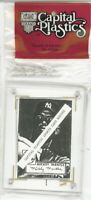 Capital Holder Clear Currency Holder 3.5x4.75 Small Fractional & Baseball Cards