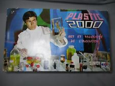 DV flo CEJI PLASTIC 2000 MODELE SENIOR JOUET SCIENTIFIQUE BEL ETAT