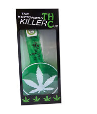 The Kottonmouth Killer Cup - Marijuana 420 Weed Party Yard Cup STRAW Holds BEER
