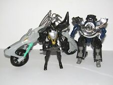 Power Rangers RPM Moto-Morph Zord + Racing Road Attack Ciclo Negro