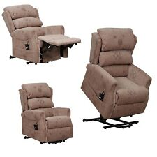 Axbridge Electric rise and recline lift tilt mobility chair riser recliner