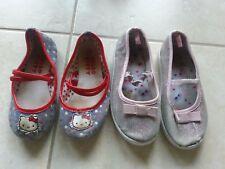lotto 666 scarpe ballerina bimba bambina n.28