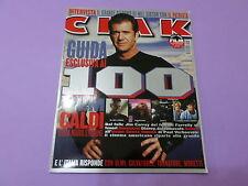 CIAK n.8 del 2000 CON SCHEDE FILM E POSTER di KEANU REEVES