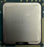 Intel Xeon CPU Quad Core X5687 (3.6GHz, 12M, 6.4GT/s) - SLBVY