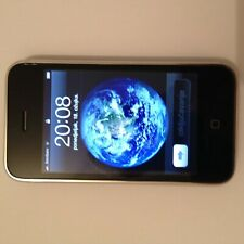 Apple iPhone 3G - 16GB - Black (Unlocked GSM)